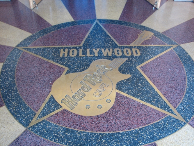 Hard Rock Cafe, floor, Universal Studios.jpg